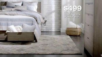 Macy's Memorial Day Furniture & Mattress Sale TV Spot, 'Storage Bed and Adjustable Base' - Thumbnail 5