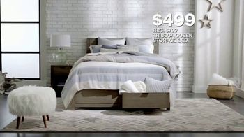 Macy's Memorial Day Furniture & Mattress Sale TV Spot, 'Storage Bed and Adjustable Base' - Thumbnail 6