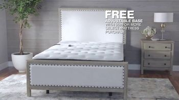 Macy's Memorial Day Furniture & Mattress Sale TV Spot, 'Storage Bed and Adjustable Base' - Thumbnail 7