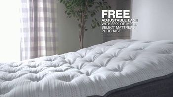 Macy's Memorial Day Furniture & Mattress Sale TV Spot, 'Storage Bed and Adjustable Base' - Thumbnail 8