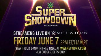 WWE Network TV Spot, 'Super Showdown' - Thumbnail 9