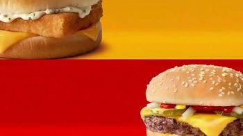 McDonald's 2 for $5 Mix & Match Deal TV Spot, 'Elige entre tus favoritos' [Spanish]