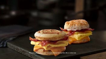 McDonald's Biscuit and McGriddles TV Spot, 'Sharing' - Thumbnail 8