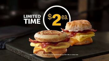McDonald's Biscuit and McGriddles TV Spot, 'Sharing' - Thumbnail 9