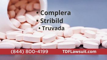 Morgan and Morgan Law Firm TV Spot, 'HIV Drug Lawsuit' - Thumbnail 2