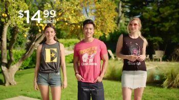 Kohl's TV Spot, 'Rocketman: Tees, Swimwear and Beach Towels' - Thumbnail 3