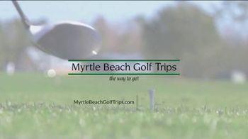 Myrtle Beach Golf Trips TV Spot, 'Keep In Touch' - Thumbnail 9