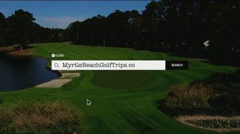 Myrtle Beach Golf Trips TV Spot, 'Keep In Touch' - Thumbnail 1