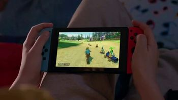 Nintendo Switch TV Spot, 'My Way: Retailer Gift Card' Song by Bosley - Thumbnail 3
