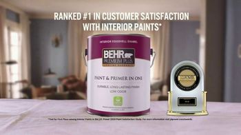 BEHR Paint Memorial Day Savings TV Spot, 'A Job Well Done' - Thumbnail 6