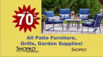 Shopko TV Spot, 'Going Out of Business'