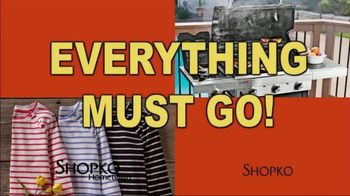 Shopko TV Spot, 'Going Out of Business' - Thumbnail 8