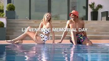 Macy's Venta de Memorial Day TV Spot, 'Trajes de baño' [Spanish]