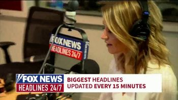 SiriusXM Satellite Radio TV Spot, 'FOX News Radio Series' - Thumbnail 5