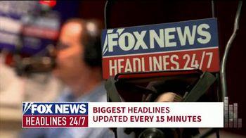 SiriusXM Satellite Radio TV Spot, 'FOX News Radio Series' - Thumbnail 6