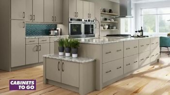 Cabinets To Go TV Spot, 'Dream Kitchen: Shaker Cabinets' - Thumbnail 2