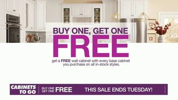 Cabinets To Go TV Spot, 'Dream Kitchen: Shaker Cabinets' - Thumbnail 4