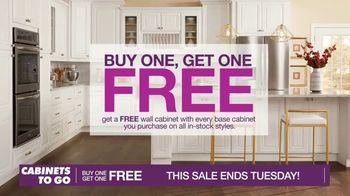 Cabinets To Go TV Spot, 'Dream Kitchen: Shaker Cabinets' - Thumbnail 5