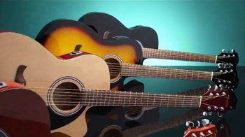 Guitar Center TV Spot, 'Memorial Day Weekend: Zero Percent Financing' - Thumbnail 9