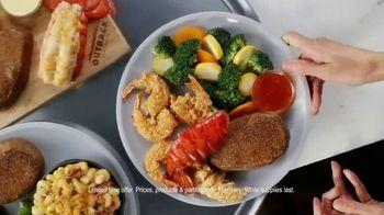 Outback Steakhouse Steak & Lobster TV Spot, 'It's Back: Lunch' - Thumbnail 5