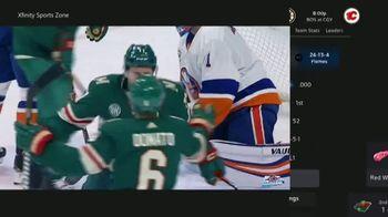 XFINITY Sports Zone TV Spot, 'NHL Center Ice' - Thumbnail 4