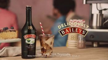 Baileys Irish Cream TV Spot, 'Iced Coffee' - Thumbnail 8