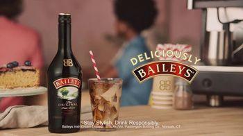 Baileys Irish Cream TV Spot, 'Iced Coffee' - Thumbnail 9
