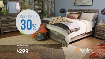 Ashley HomeStore Columbus Day Sale TV Spot, 'Save 30 Percent' Song by Midnight Riot - Thumbnail 4