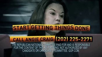 Republican National Committee TV Spot, 'Angie Craig' - Thumbnail 8