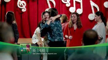 Depend FIT-FLEX TV Spot, 'Recital' - Thumbnail 6