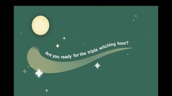 TD Ameritrade TV Spot, 'Triple Witching Hour'