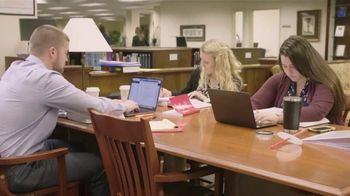 Liberty University School of Law TV Spot, 'Training Champions for Christ' - Thumbnail 5