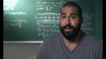 Mazda TV Spot, 'John Urschel: Strength in Numbers' Song by Haley Reinhart [T1] - Thumbnail 8