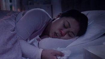 Vicks NyQuil Severe TV Spot, 'Dormir hasta el domingo por la noche' [Spanish]