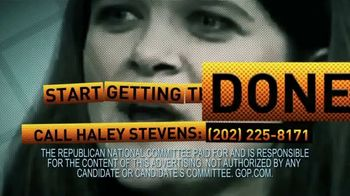 Republican National Committee TV Spot, 'Haley Stevens' - Thumbnail 8