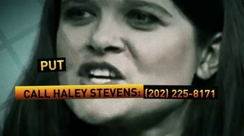 Republican National Committee TV Spot, 'Haley Stevens' - Thumbnail 7