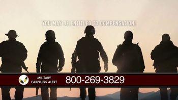 Military Earplugs Alert TV Spot, 'Hearing Loss' - Thumbnail 2