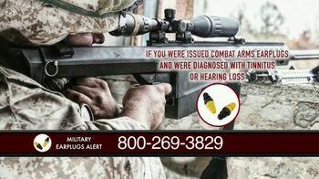 Military Earplugs Alert TV Spot, 'Hearing Loss' - Thumbnail 4