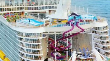 Royal Caribbean Cruise Lines TV Spot, 'Live Your Best Life: $549' Song by Spencer Ludwig - Thumbnail 1