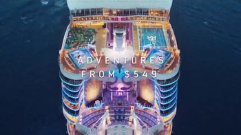 Royal Caribbean Cruise Lines TV Spot, 'Live Your Best Life: $549' Song by Spencer Ludwig - Thumbnail 5