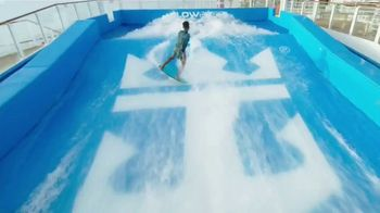 Royal Caribbean Cruise Lines TV Spot, 'Live Your Best Life: $549' Song by Spencer Ludwig - Thumbnail 2