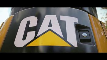 Caterpillar TV Spot, 'Compact Equipment'