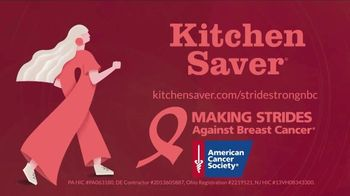 Kitchen Saver TV Spot, 'Stride Strong' - Thumbnail 9