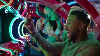 Dave and Buster's TV Spot, 'All You Can Eat Wings and Game Card' - Thumbnail 7