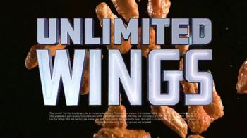 Dave and Buster's TV Spot, 'All You Can Eat Wings and Game Card' - Thumbnail 1