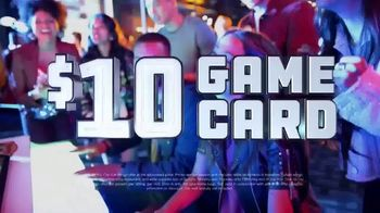 Dave and Buster's TV Spot, 'All You Can Eat Wings and Game Card' - Thumbnail 2