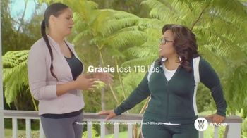 WW TV Spot, 'Yvonne and Gracie: Triple Play' Featuring Oprah Winfrey - Thumbnail 5