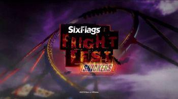 Six Flags Fright Fest TV Spot, 'Scream Never Die' - Thumbnail 3