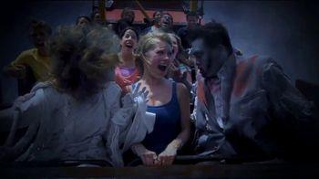 Six Flags Fright Fest TV Spot, 'Scream Never Die' - Thumbnail 4
