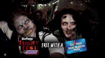 Six Flags Fright Fest TV Spot, 'Scream Never Die' - Thumbnail 5